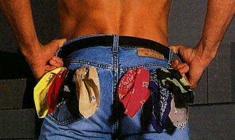 Gay bandana codes
