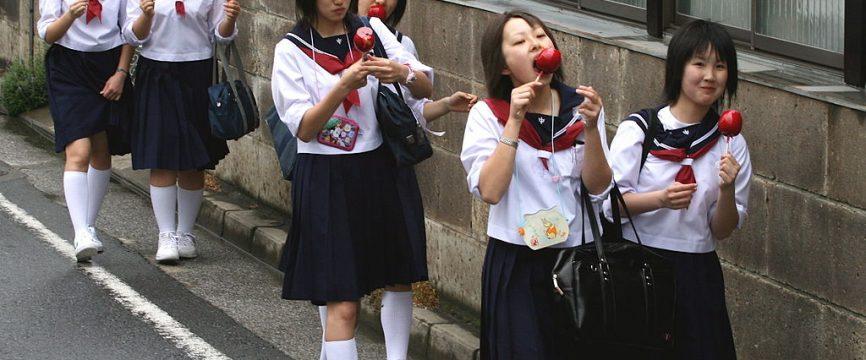 Los kobiet zapisany jest w języku. Przypadek Japonii